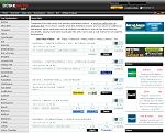 mysurebets.net Screenshot Free Arbitrage Trading Alert Service